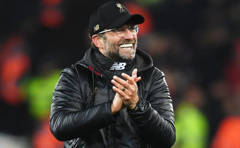 Liverpool's Week To Get Even Better? Rampant Reds 6/1 To Land Premier League Title