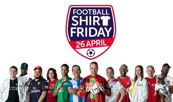 Football Shirt Friday – 26th April