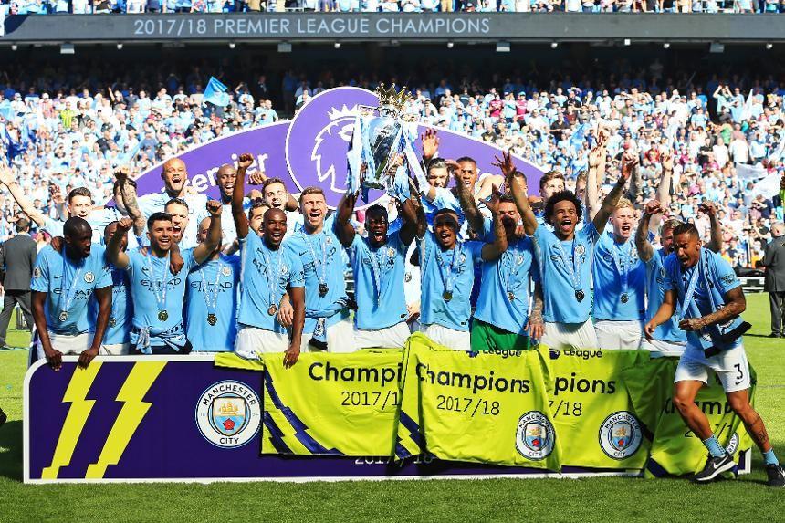 Man City Favs To Retain Title – Salah Fav To Retain Top Scorer Crown
